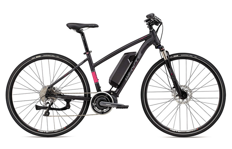 Whyte Coniston mens electric bike