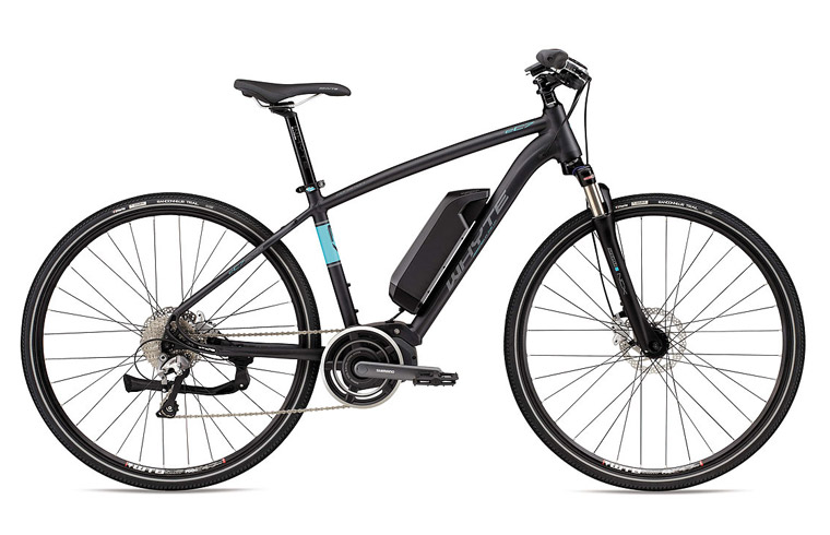 Whyte Coniston Womens electric bike