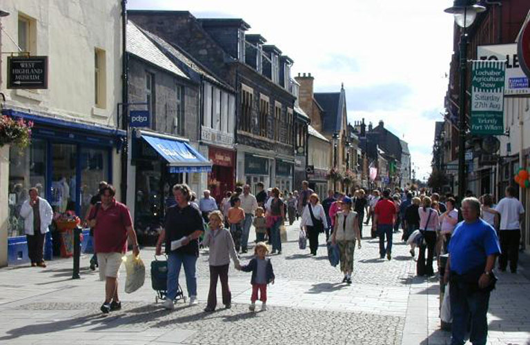 Fort William High Street