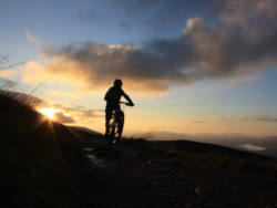 Cycle Routes at Nevis Range