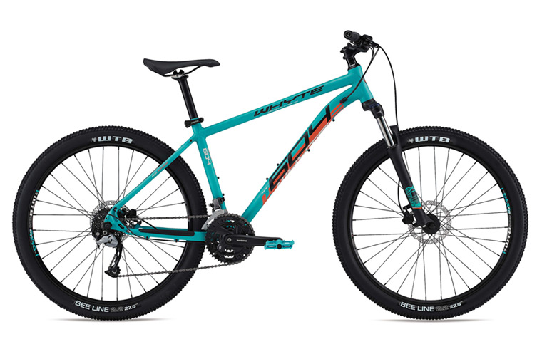 Womens mountain bike hire