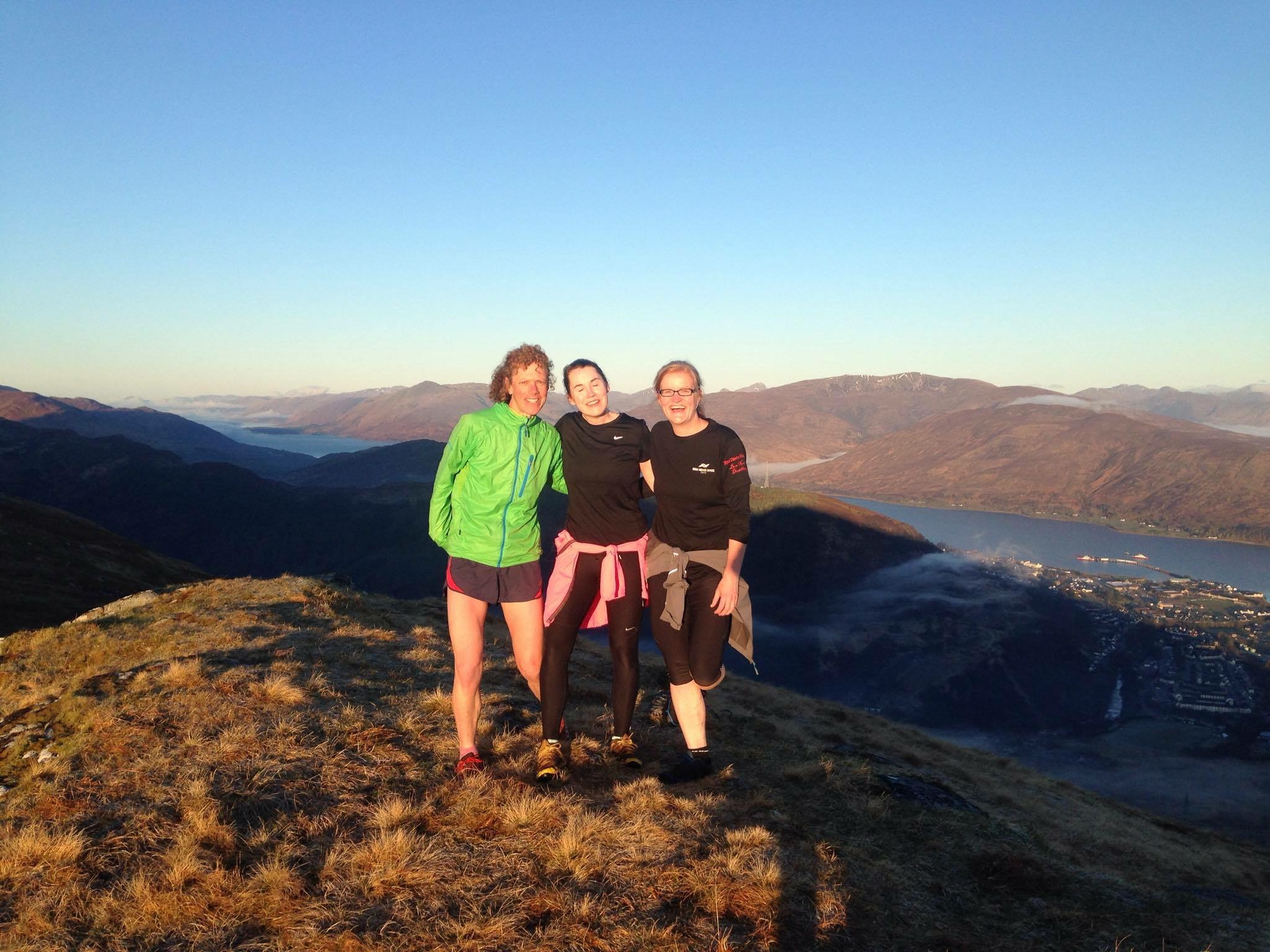 Hill Run by Fort William