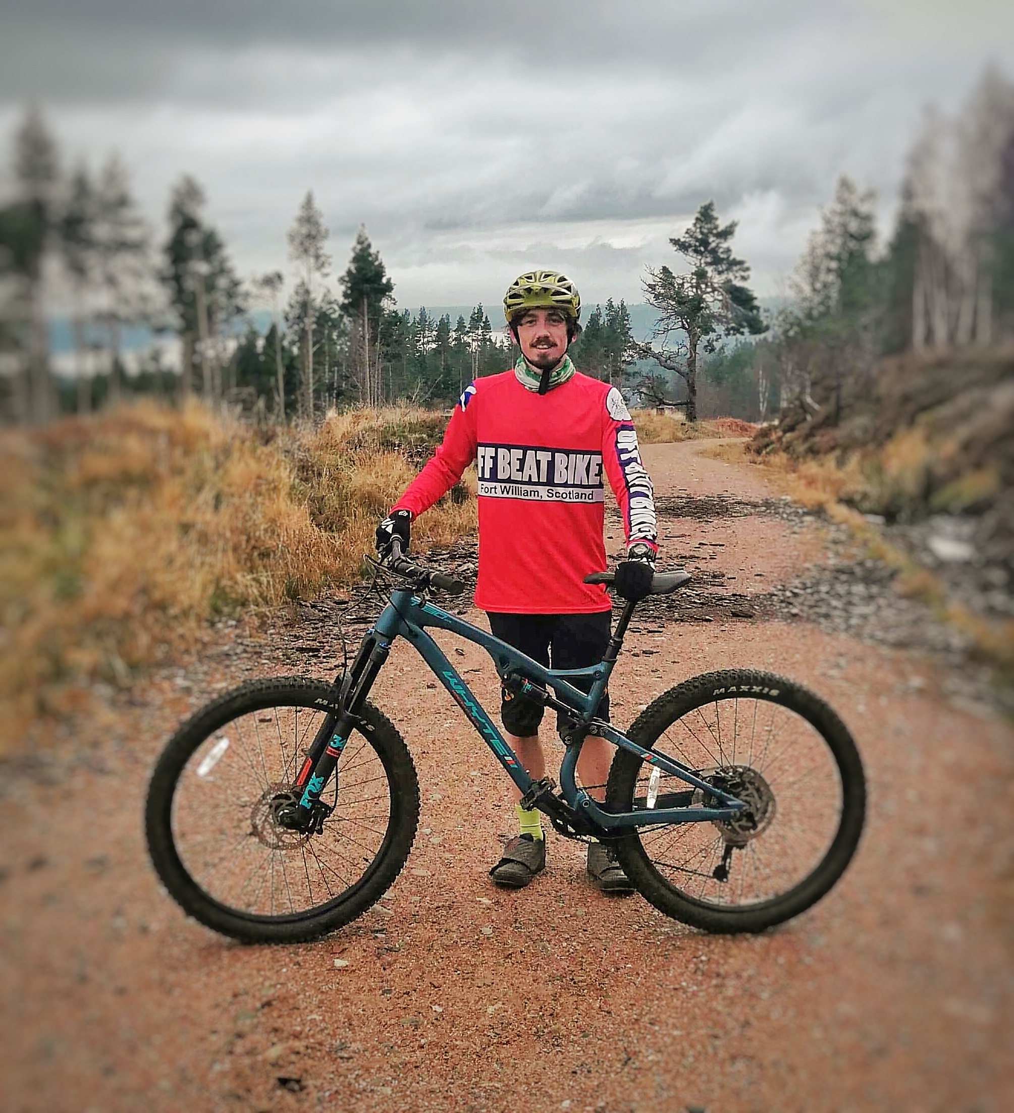 Calum Swanson, Off Beat Bikes
