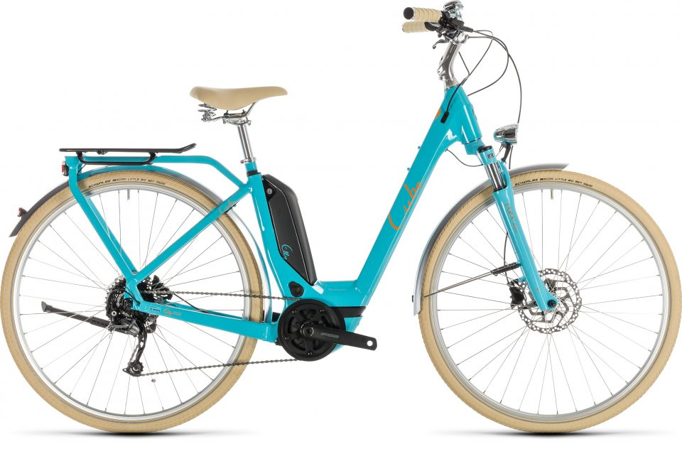 Cube Electric Bike for Ladies