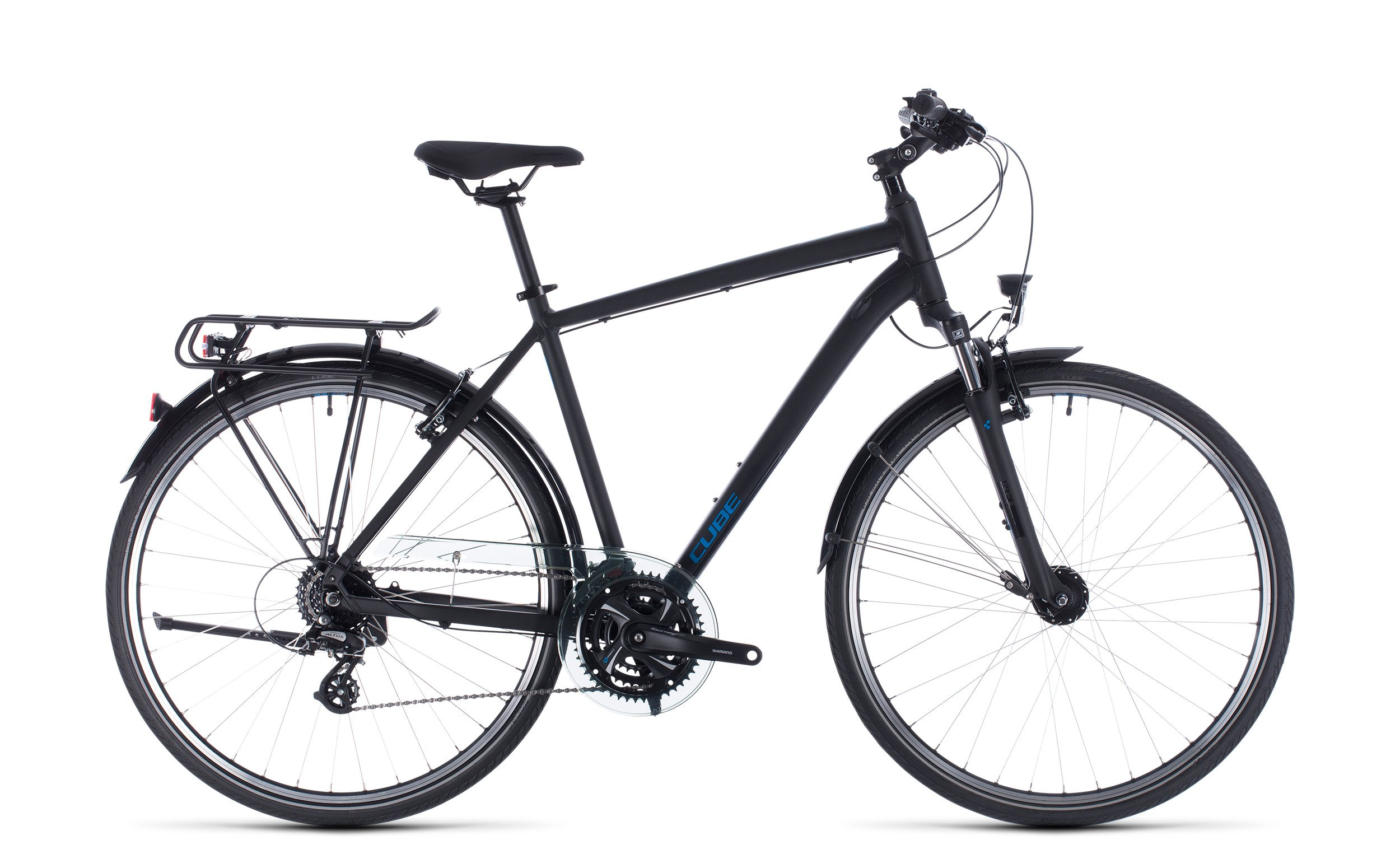 Cube Touring Bike for Hire