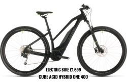 Cube Acid Hybrid One 400
